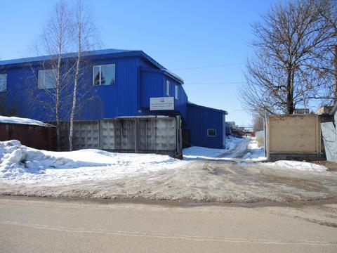 Производственное здание 4241 кв. м. Талдом - Фото 4
