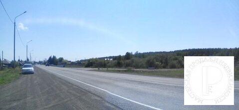 Участок площадью 2,2 гектара первая линия федеральной трассы Р-255 - Фото 2