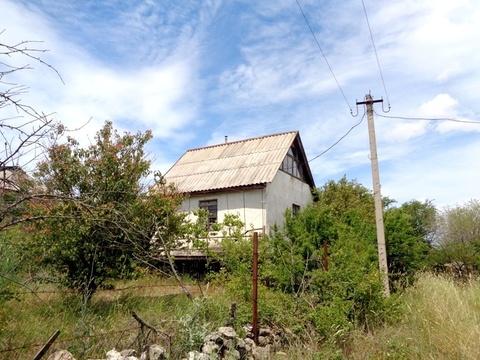 Предлагается жилая дача с участком на Фиоленте рядом с лесом - Фото 1