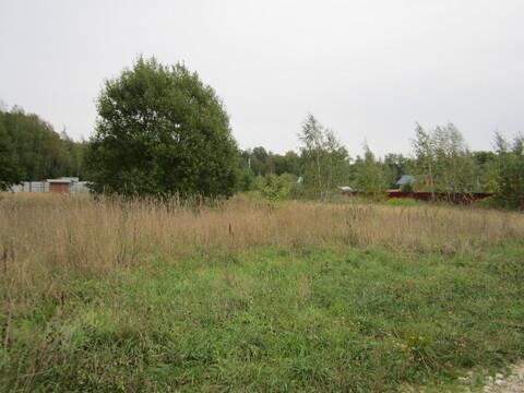 Продаю земельный уч-к 20 соток в д. Егнышёвка Алексинского р-на - Фото 1