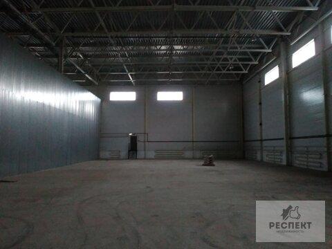 Новое помещение 1000 кв.м, анти пыль,2 ворот - Фото 1