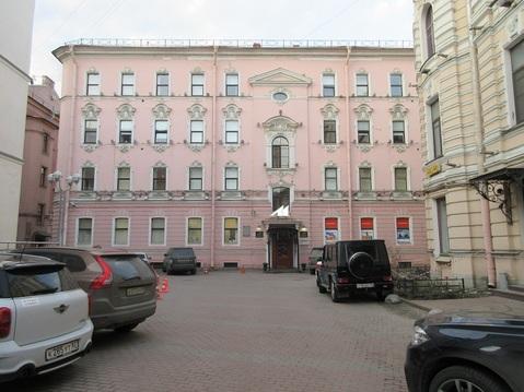 Отличное коммерческое помещение 125 кв.м. на Невском пр. - Фото 1
