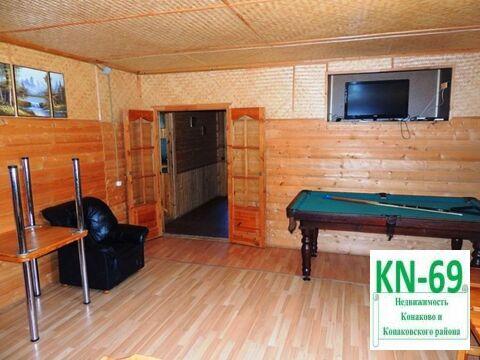Современный гостевой коттедж «лазурное» В конаковском районе - Фото 2
