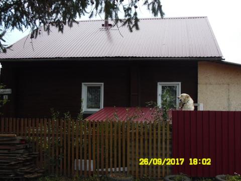 Продажа дома, 64 м2, Менжинского, д. 7 - Фото 1