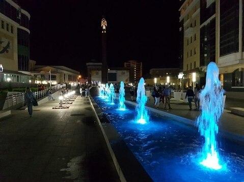 Центр города. 1-комн 93 кв.м. Аллея фонтанов - Фото 2