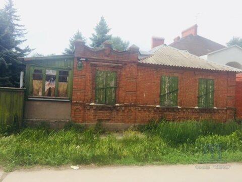 Продается кирпичный дом в зжм, ул. Мопра (Рабочая площадь) - Фото 1