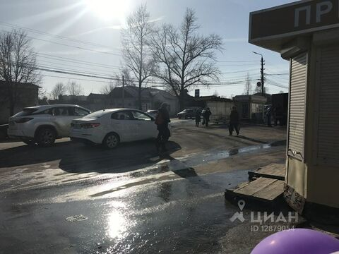 Продажа торгового помещения, Тула, Улица Карпова - Фото 1