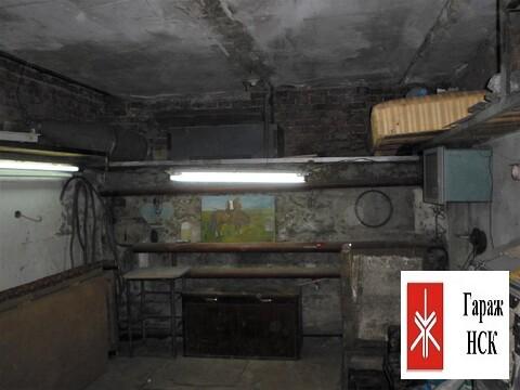 Продам капитальный гараж в ГСК Роща № 352. Академгородок, за ияф - Фото 4