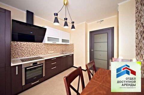 Квартира ул. Бориса Богаткова 213, Аренда квартир в Новосибирске, ID объекта - 317079979 - Фото 1