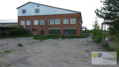 Продается Промышленные земли. , Егорьевск город, улица 50 лет влксм 2а - Фото 2