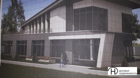 Продам торгово-офисное 2-этажное здание - Фото 1