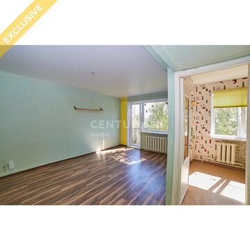 Продажа 1-к квартиры на 5/5 этаже на пр. Октябрьский, д. 14б - Фото 3