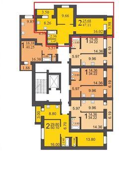 Продажа квартиры, Саратов, 2-й проезд имени Ф. А. Блинова - Фото 2
