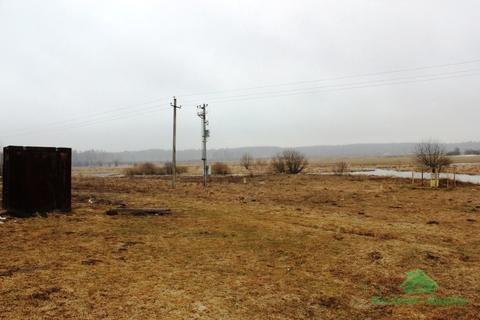 15 сот под ИЖС на берегу реки в д.Юрцово - 85 км Щелковское шоссе - Фото 3