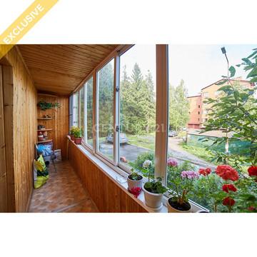 Продажа 4-к квартиры на 1/9 этаже на Комсомольском пр, д. 21 - Фото 3