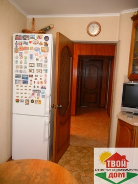 Продам 4-к квартиру в г. Балабаново ул.Боровская 1 - Фото 3