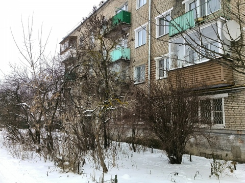 Продается 2-х комнатная квартира в г.Александров р-он Искож - Фото 1