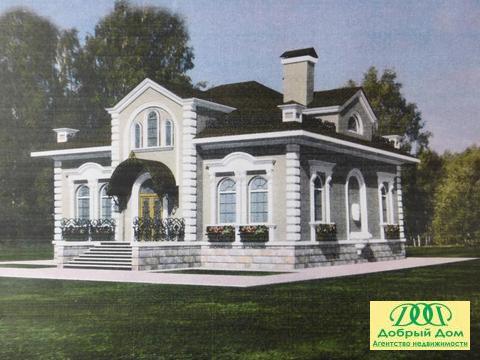 Дом с участком в п. Газовик - Фото 1