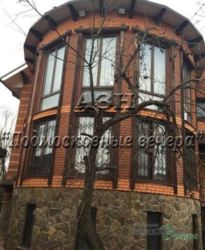 Новорижское ш. 28 км от МКАД, Красновидово, Коттедж 400 кв. м - Фото 1