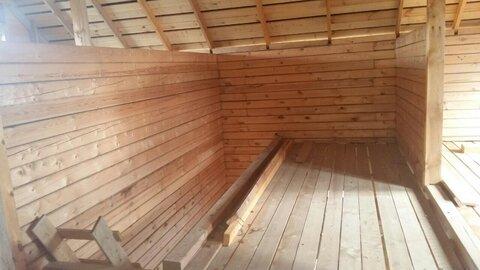 Продается не достроенный дом на 10 сотках земли в городе Кимры. - Фото 4