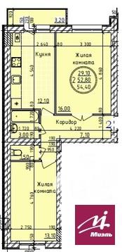 Квартира, ул. Шумского, д.6 - Фото 2