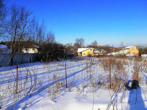 Земельный участок в д. Бережки - Фото 1