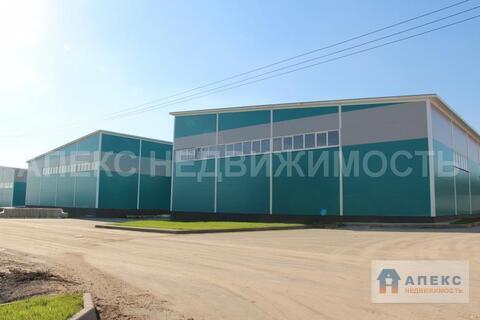 Аренда помещения пл. 900 м2 под склад, производство, , офис и склад . - Фото 1