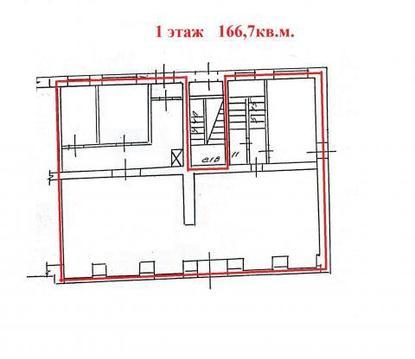 Торговая площадь 145 кв.м. на ул. Мира / ул. Горького - Фото 2