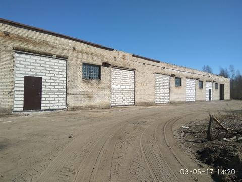 Дается производственно-складское помещение возле КАД, Лисий Нос - Фото 3
