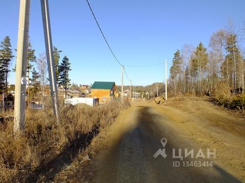 Продажа участка, Маркова, Иркутский район, Ул. Таежная - Фото 2