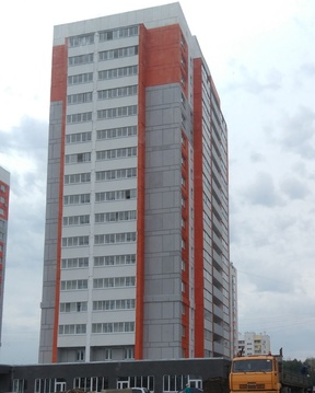 Квартира, пр-кт. Краснопольский, д.19 к.А - Фото 1