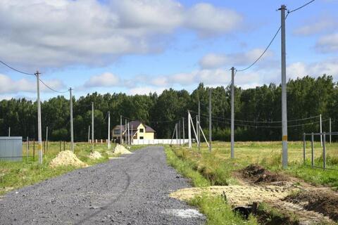 Продается земельный участок в коттеджном поселке «Ушаково» - Фото 3