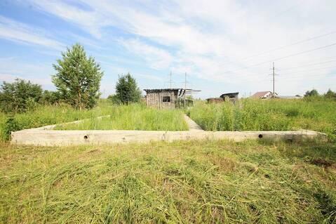 Продам участок с фундаментом - Фото 5