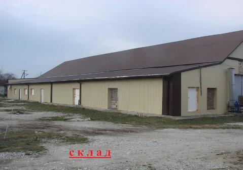 Промбаза в ст. Раевская на з/участке 0,88 га, 25 км до Новороссийска. - Фото 5