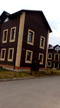 Продается таунхаус 225м2 в кп Красные пруды, г/о Домодедово - Фото 4