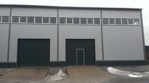 Сдам производственное помещение 1000 кв.м, м. Парнас - Фото 1
