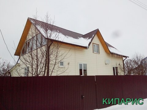Продается дом в селе Ворсино - Фото 3