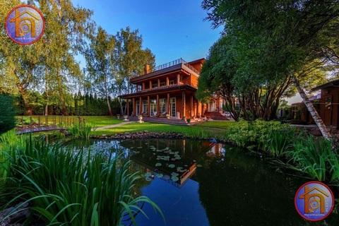 Купить Дом с Усадьбой, Минское ш, 10 км. от МКАД, Тиз Внуково - Фото 3