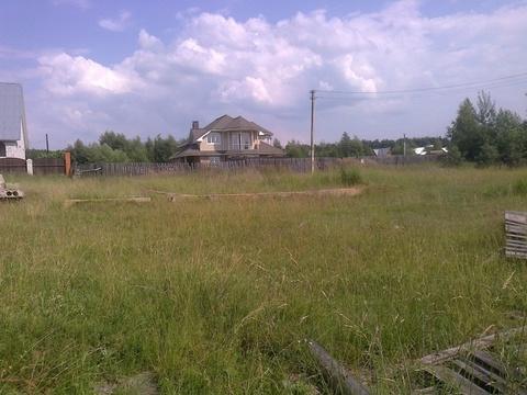 Участок на берегу р. Волга, г. Конаково. ИЖС. - Фото 3