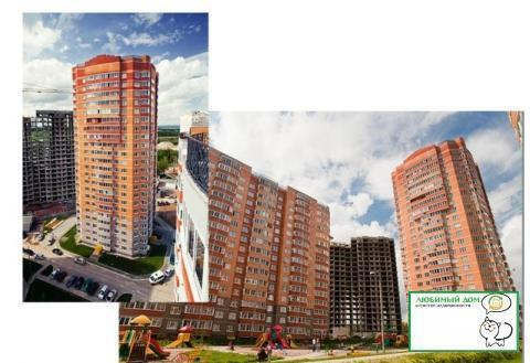 Квартира на Правобережье, Купить квартиру в Калуге по недорогой цене, ID объекта - 309046044 - Фото 1