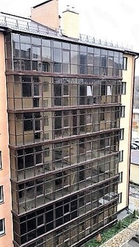 Продам 2 х ком квартиру в новостройке ул.Железнодорожная - Фото 4