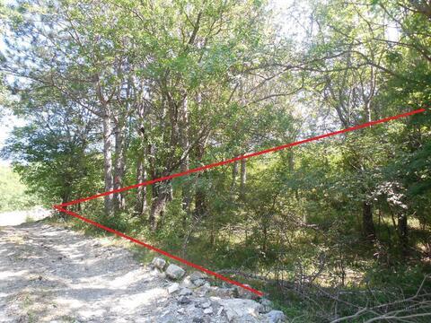 Продам недорого земельный участок в Ялте 5 соток.срочная продажа - Фото 3