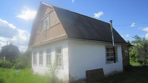 Дом с баней на участке 12 сот. в районе Сычево Волоколамский р-н - Фото 2