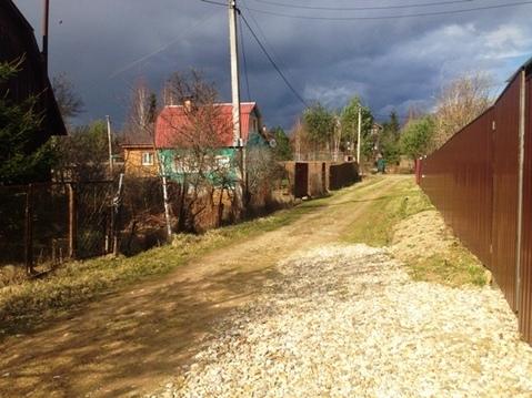 Дача на 6,5 сотках СНТ вбл. д. Марьино, Рузский городской округ - Фото 4