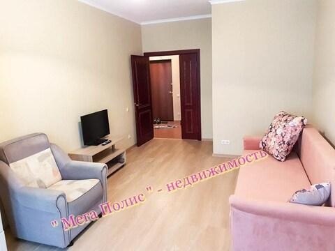 Сдается 1-комнатная квартира 50 кв.м. в новом доме ул. Долгининская 4 - Фото 3