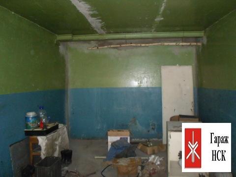 Продам капитальный гараж на Шлюзе, ГСК Механизатор. С ямой и погребом - Фото 2
