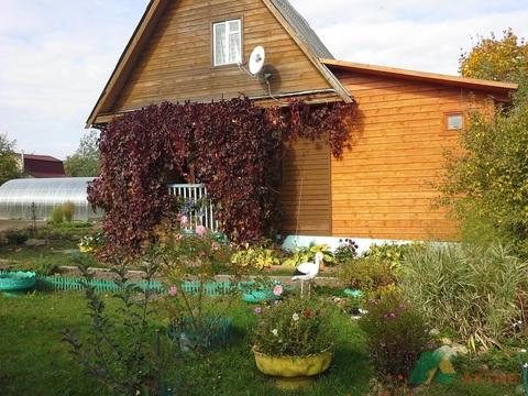 Благоустроенная дача СНТ «Солнечный» местечко Коровино - Фото 2