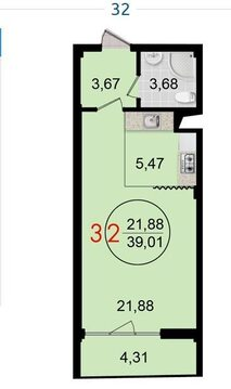 Продажа квартиры в новостройке в Ялте от застройщика у моря - Фото 2