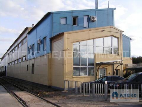 Продажа производства пл. 2650 м2 Лыткарино Новорязанское шоссе - Фото 1