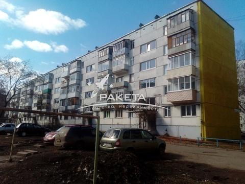 Продажа квартиры, Ижевск, Ул. Майская - Фото 1